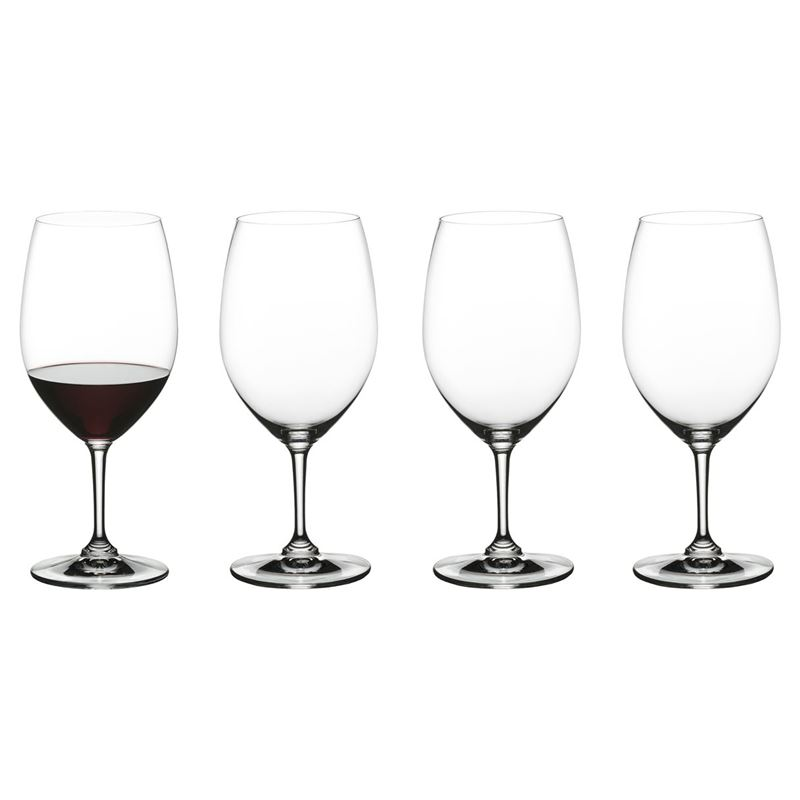 Nachtmann Crystal – Vivino Bordeaux 610ml Set of 4 (Made in Germany)