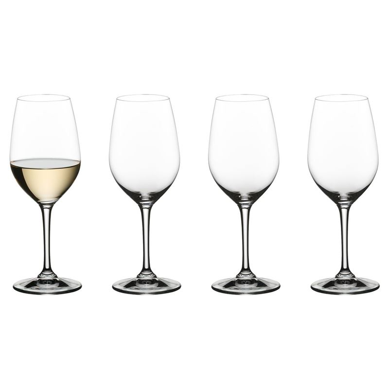 Nachtmann Crystal – Vivino Aromatic White Wine 370ml Set of 4 (Made in Germany)