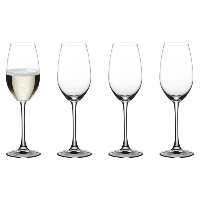 Nachtmann Crystal – Vivino Champagne 260ml Set of 4 (Made in Germany)