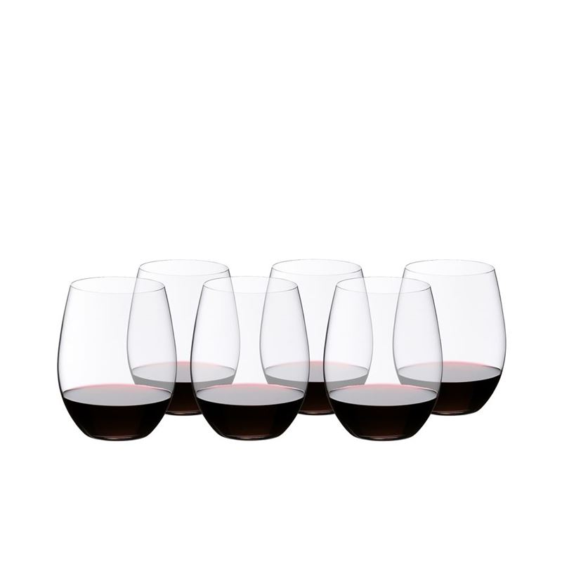 Riedel O – Cabernet/Merlot 600ml Set of 6 Anniversary 265 Years Set (Made in Germany)