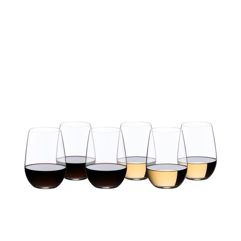 Riedel O – Riesling/Sauvignon Blanc Set of 6 Anniversary 265 Years Set (Made in Germany)