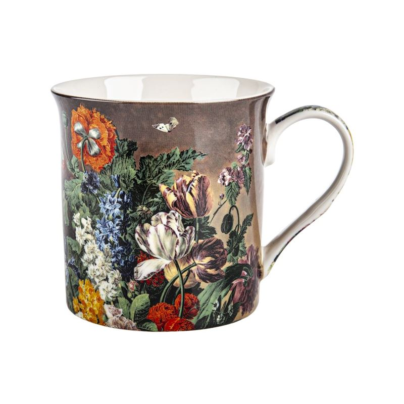 Nostalgic Ceramics – Fine China Stilll Life Flowers Mug 270ml Tulip