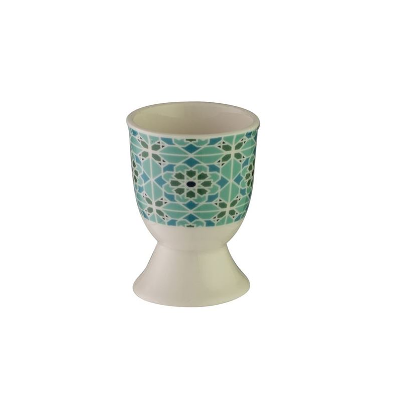 Avanti – Egg Cup China Arabesque Tile Teal