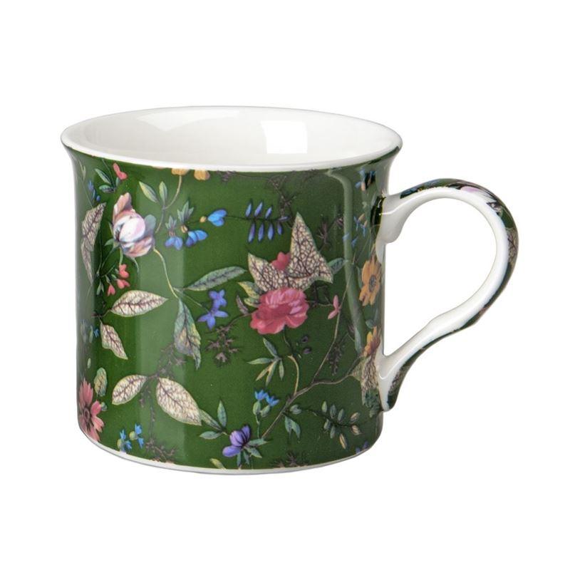Nostalgic Ceramics – Fine China William Morris Kilburn Mug 250ml Green