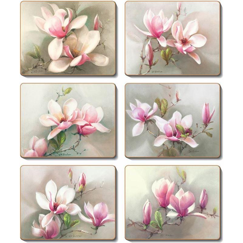 Cinnamon – Magnolias Placemat 28.5×21.5cm Set of 6