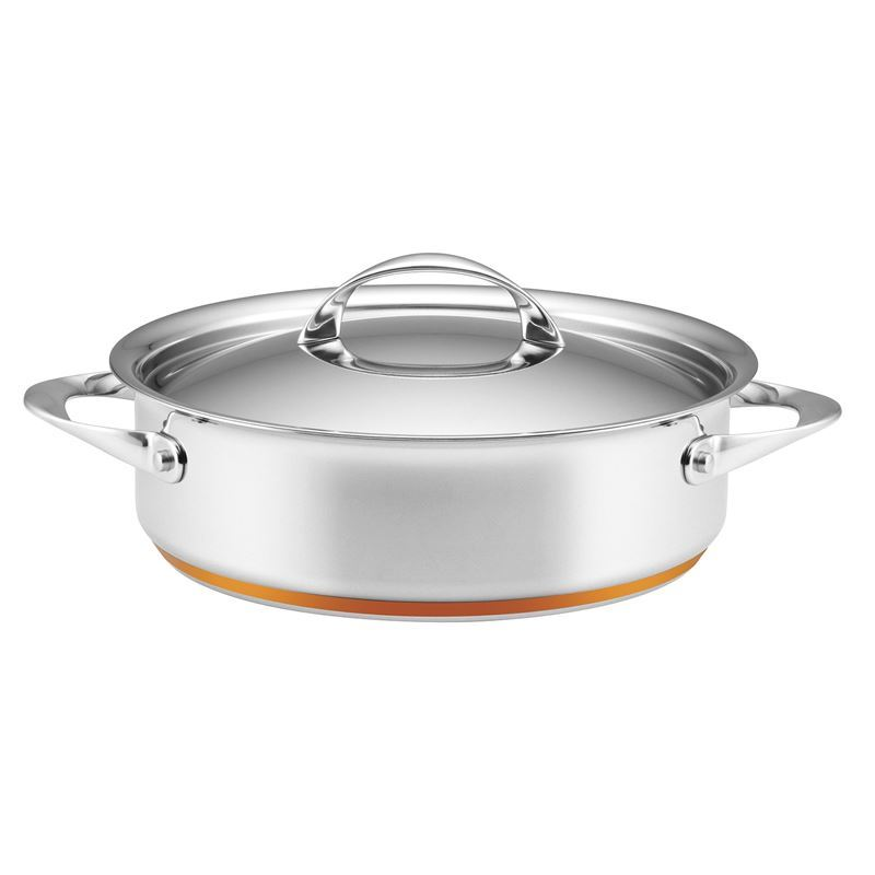 Essteele – Per Vita 26cm Covered Sauteuse 3.7Ltr (Made in Italy)