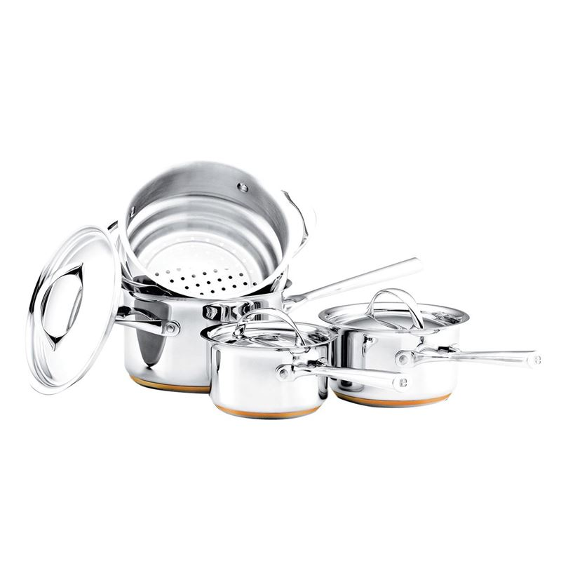 Essteele – Per Vita Cookware Set of 4 (Made in Italy)