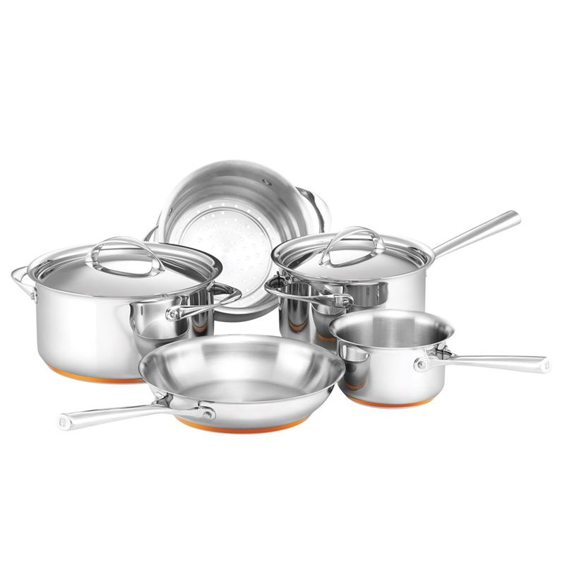 Essteele – Per Vita Cookware Set of 5 (Made in Italy)