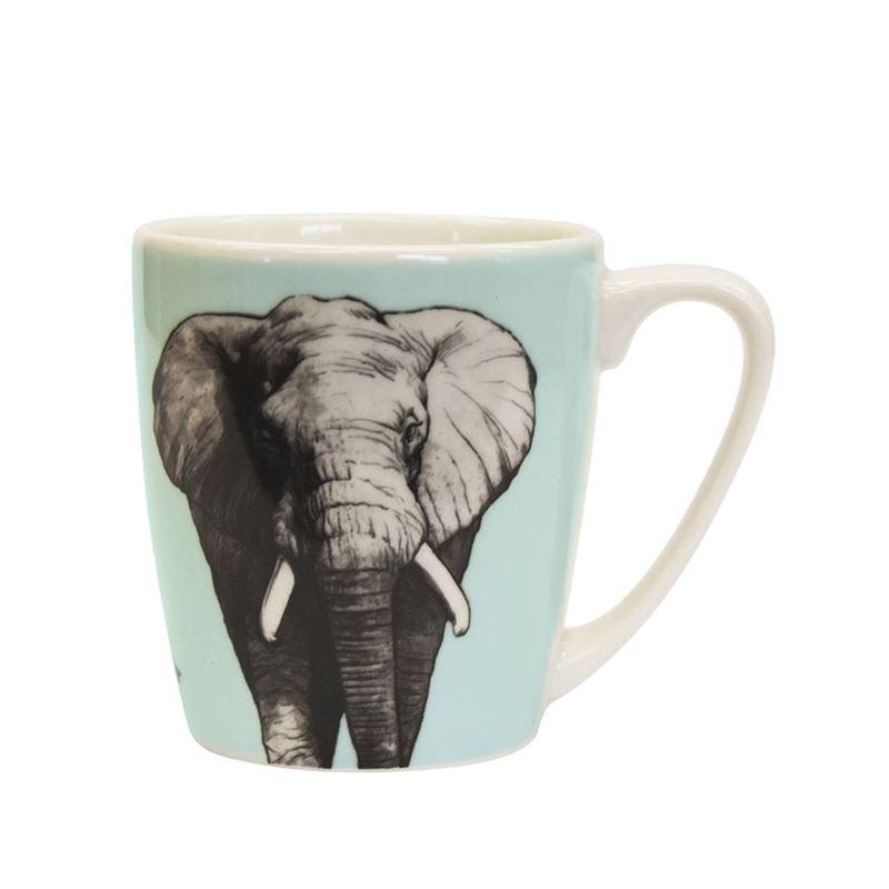 Queens by Churchill – The Kingdom Elephant Mug 300ml (Made in England)
