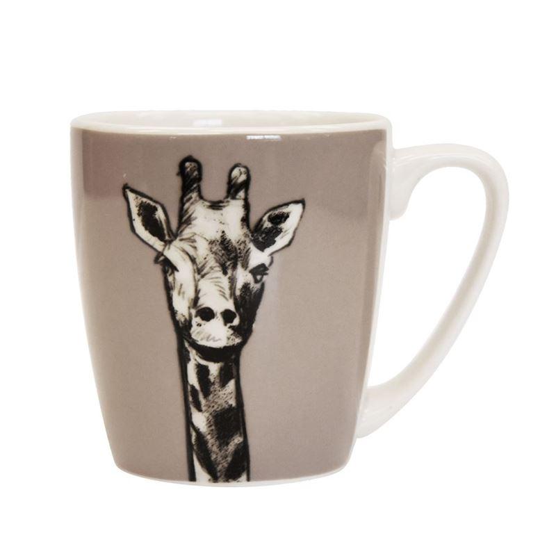 Queens by Churchill – The Kingdom Giraffe Mug 300ml (Made in England)
