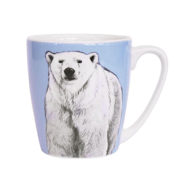Queens by Churchill – The Kingdom Polar Bear Mug 300ml (Made in England)