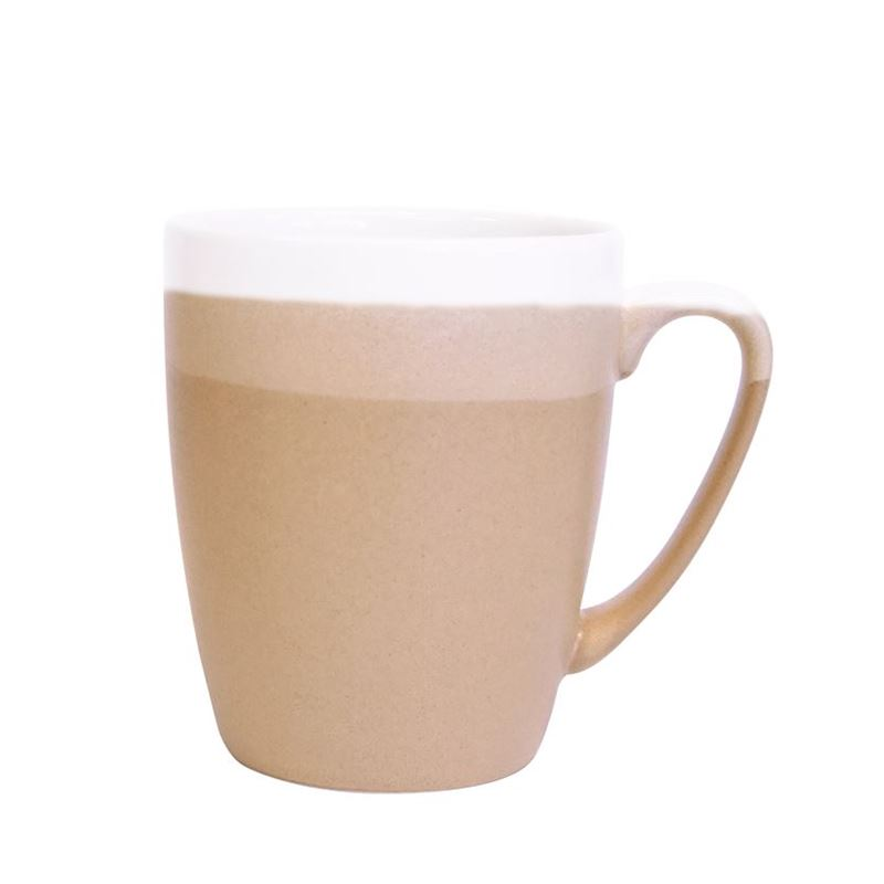 Queens by Churchill – Cosy Blends Sand Mug 400ml (Made in England)