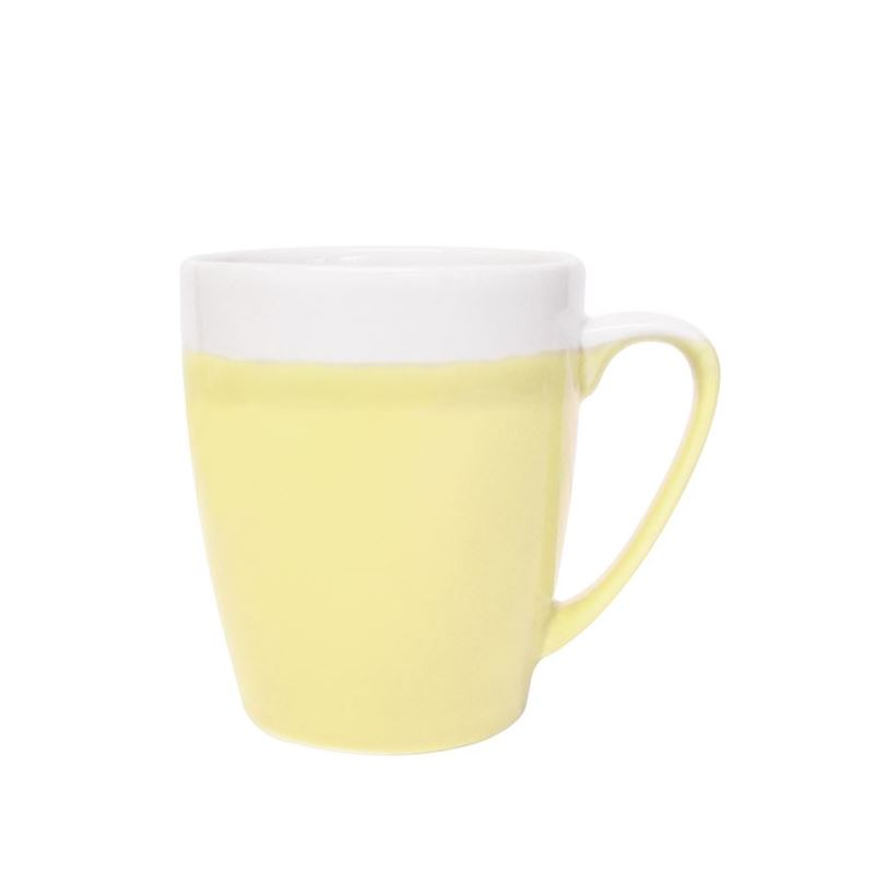 Queens by Churchill – Cosy Blends Lemon Mug 400ml (Made in England)
