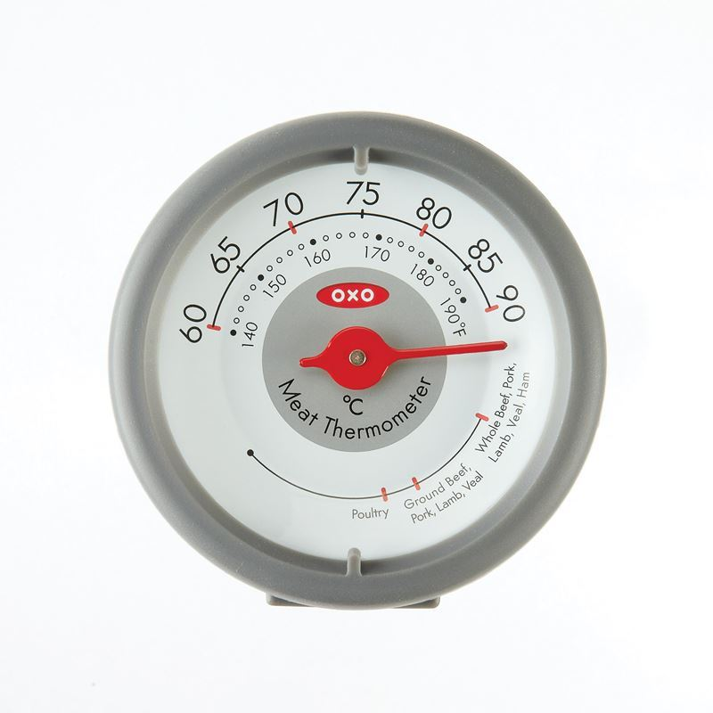 Oxo Good Grips – Chef's Precision Analog Leave in Meat Thermometer