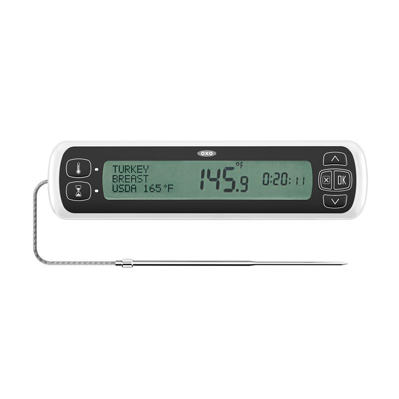 Oxo Good Grips – Chef's Precision Digital Leave In Meat Thermometer