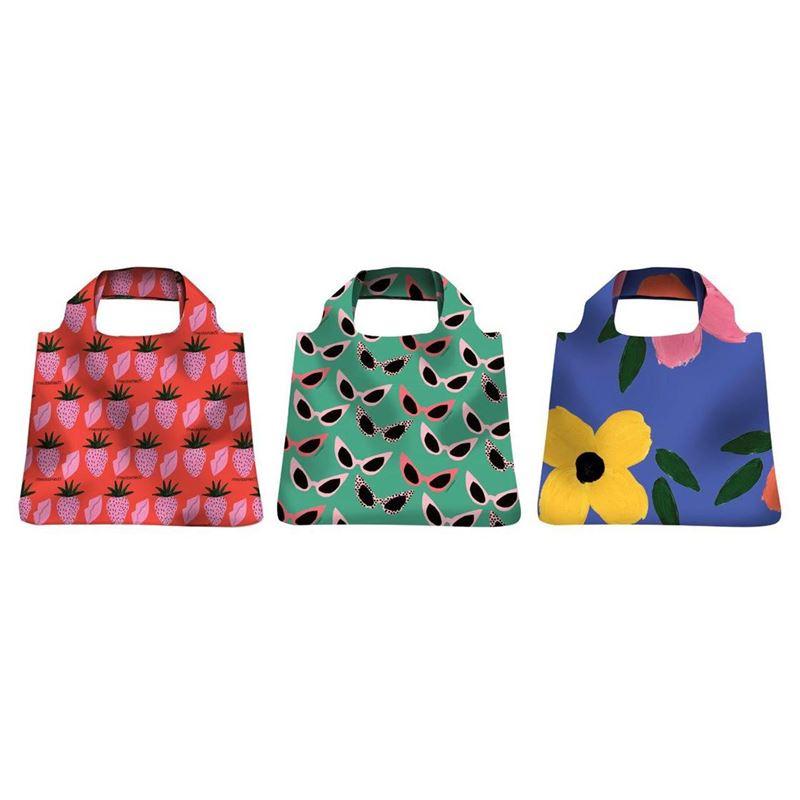 Bouffants & Broken Hearts – Beauty School Reusable Shopping Bag Assorted 58x44cm