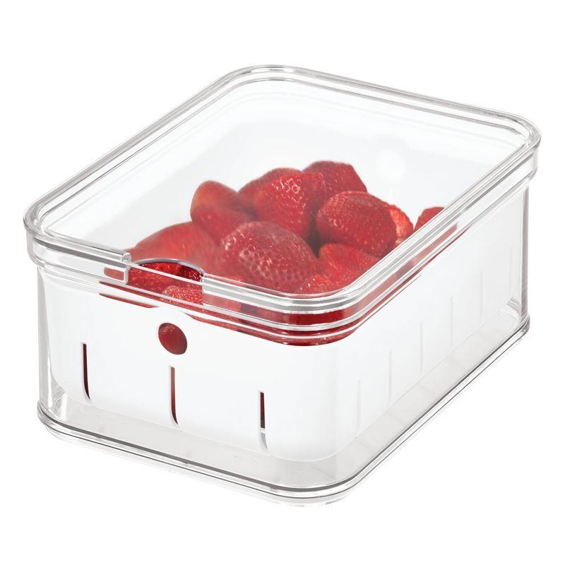 idesign – Crisp Berry Bin 21.2x16x9.7cm
