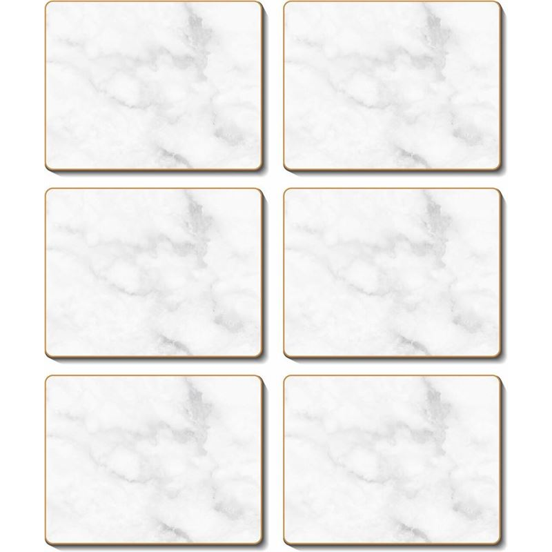 Cinnamon – Grey Marble Placemat 34×26.5cm Set of 6