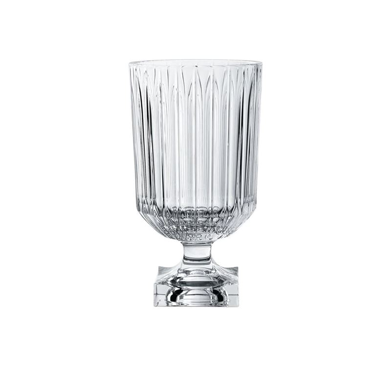 Nachtmann Crystal – Minerva Footed Vase 32cm (Made in Germany)