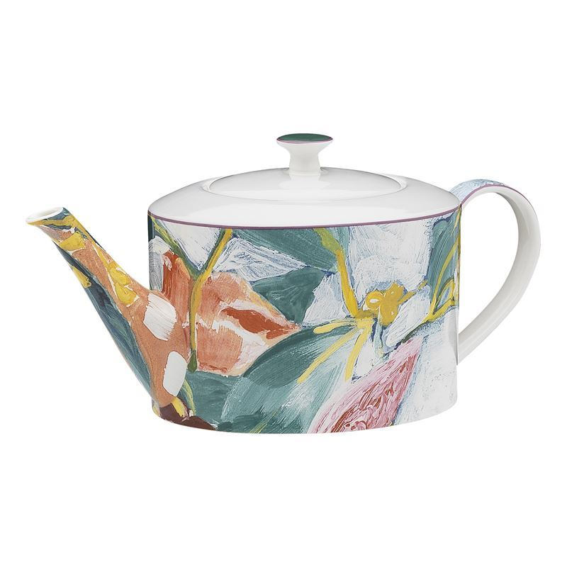 Ecology – Bloom New Fine China Tea Pot 1Ltr