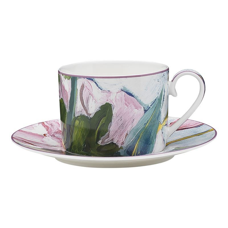 Ecology – Bloom New Fine China Tea Cup & Saucer 200ml
