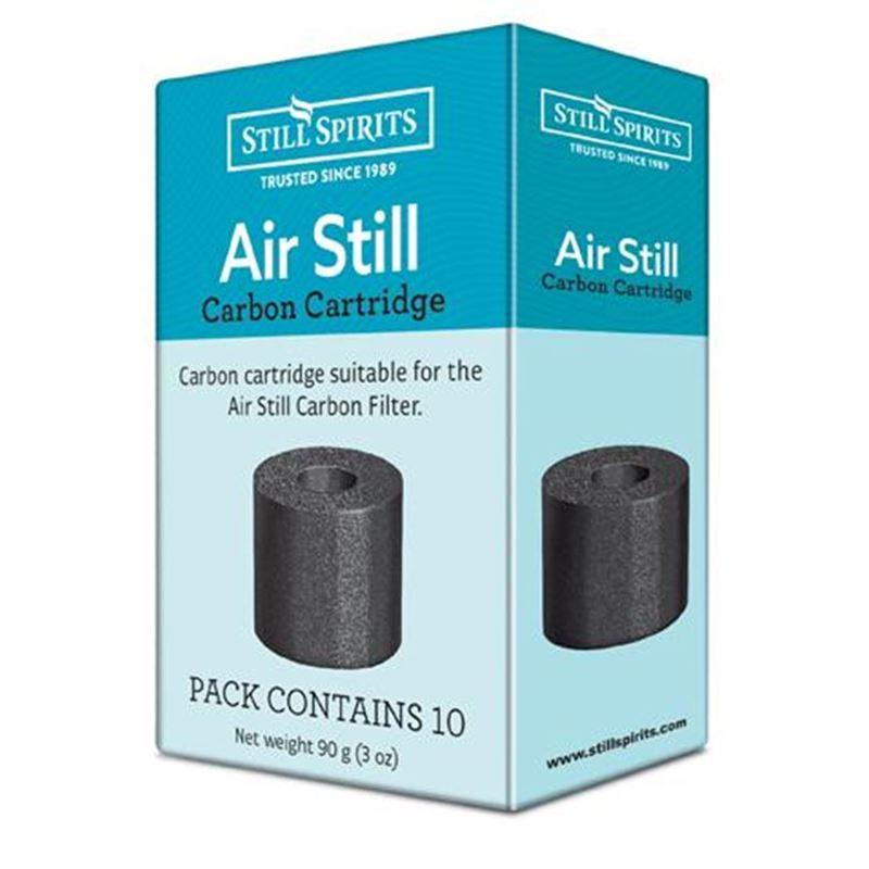 Still Spirits – Air Still – Carbon Cartridge 10 Pack