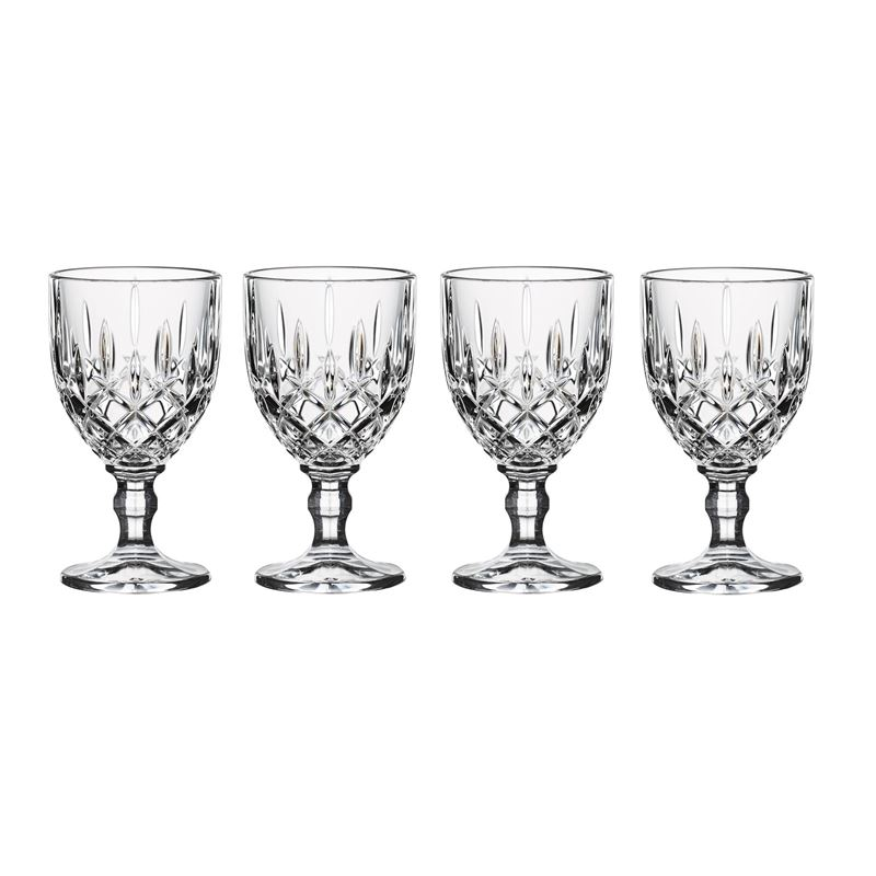 Nachtmann Crystal – Noblesse Liquer Goblet  57ml Set of 4 (Made in Germany)