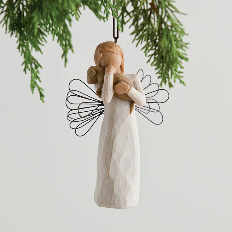 Willow Tree – Angel of Friendship Ornament