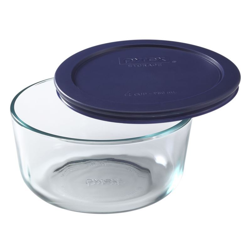 Pyrex Storage Plus -Round 1Ltr 4 Cup (Made in the U.S.A)