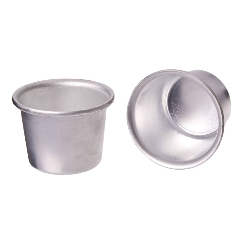 Daily Bake – Individual Aluminium Pudding Mould 200ml