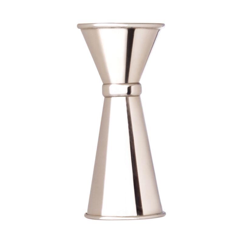 Bartender – Stainless SteelSpirit Measure 15/30ml
