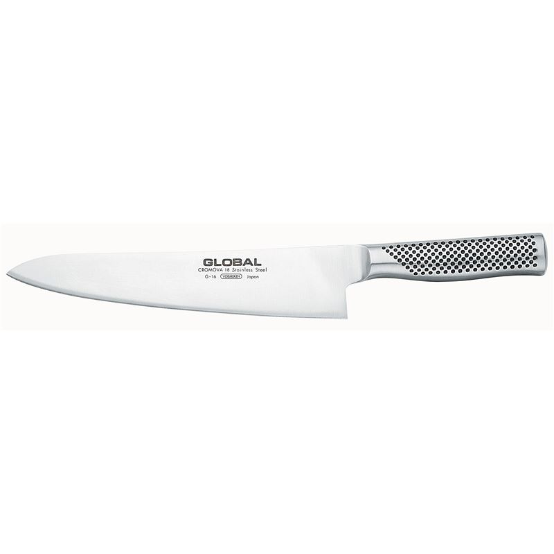Global – G16 24cm Cook's Knife (Made in Japan)