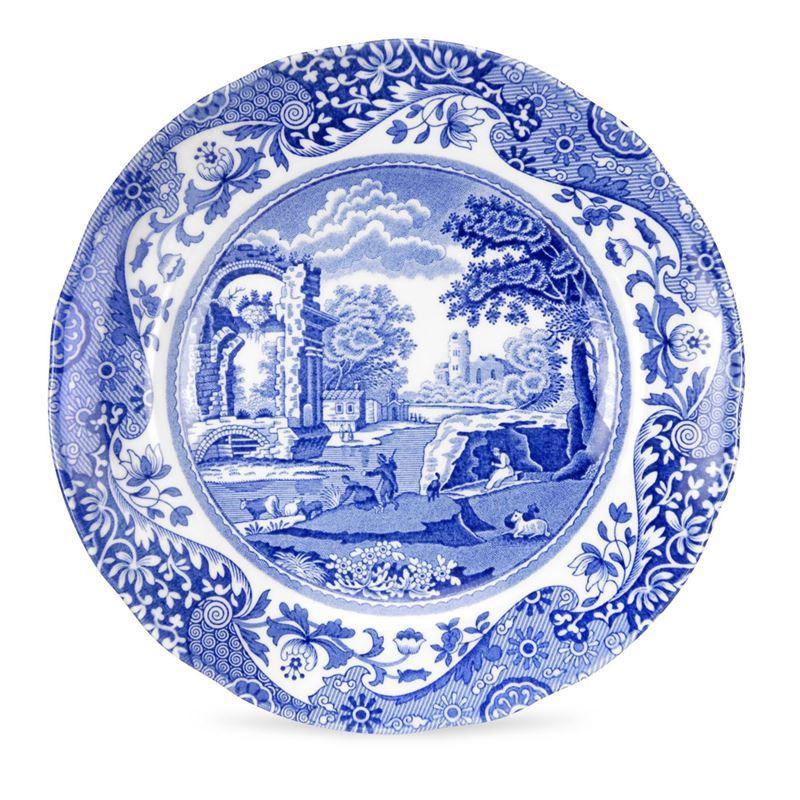 Spode – Blue Italian Bread & Butter Plate 16cm