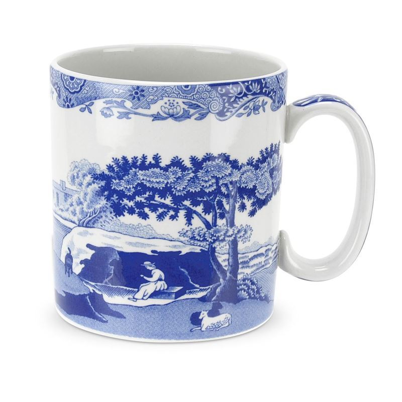 Spode – Blue Italian Mug 250ml