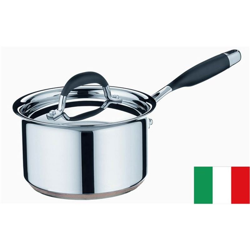Essteele Australis – Saucepan with Lid 14cm 1.2Ltr (Made in Italy)