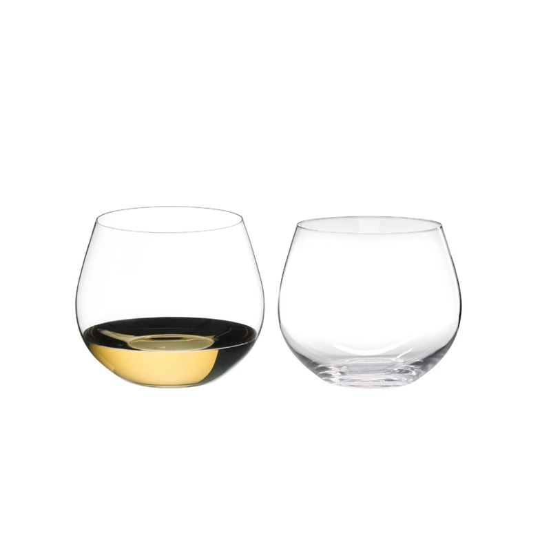 Riedel – 'O Series'Oaked Chardonnay580ml Set of 2 (Made in Germany)