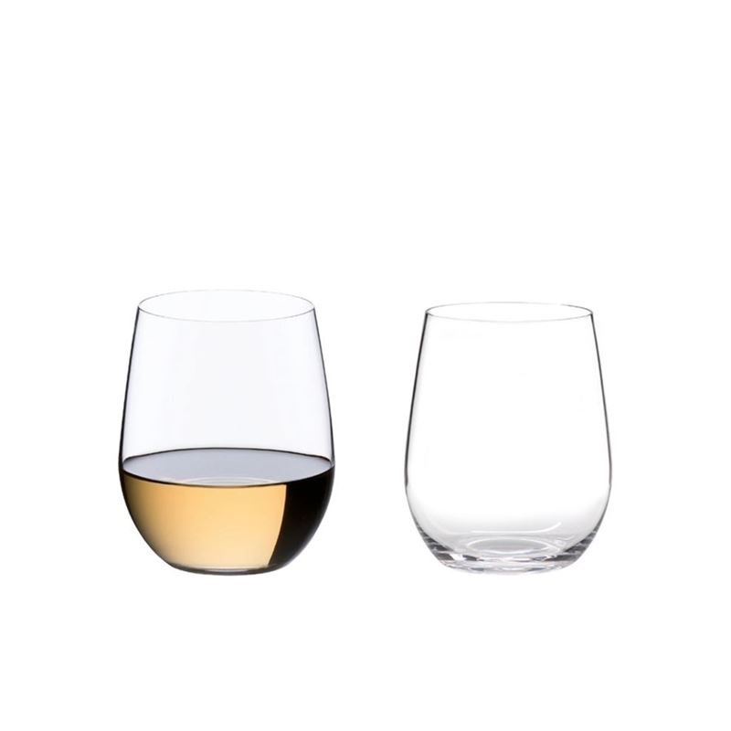 Riedel – 'O Series'Viognier Chardonnay320ml Set of 2 (Made in Germany)