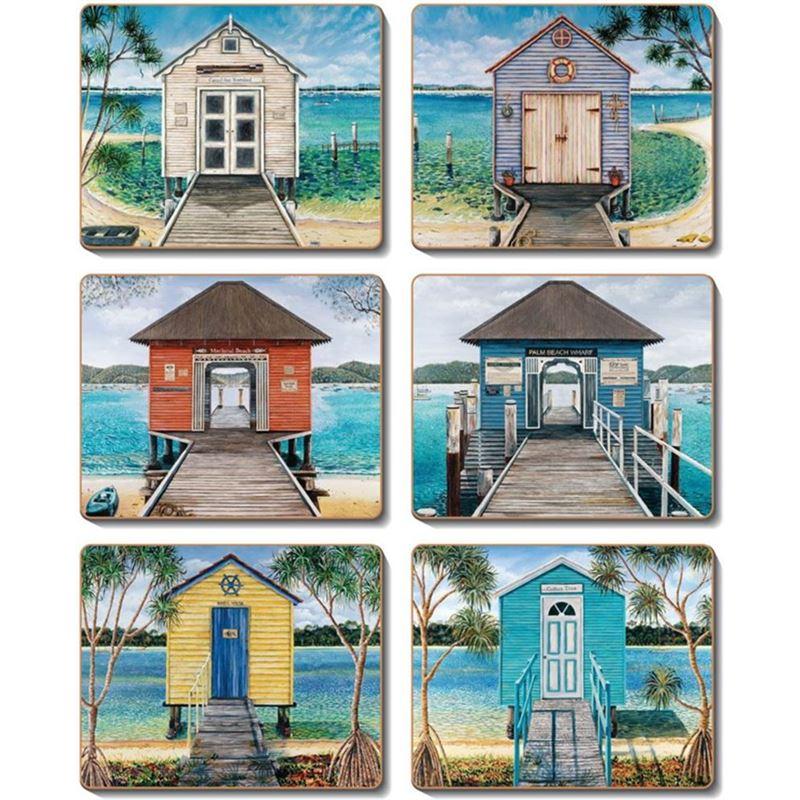 Cinnamon – Boathouse Placemat 28.5×21.5cm Set of 6