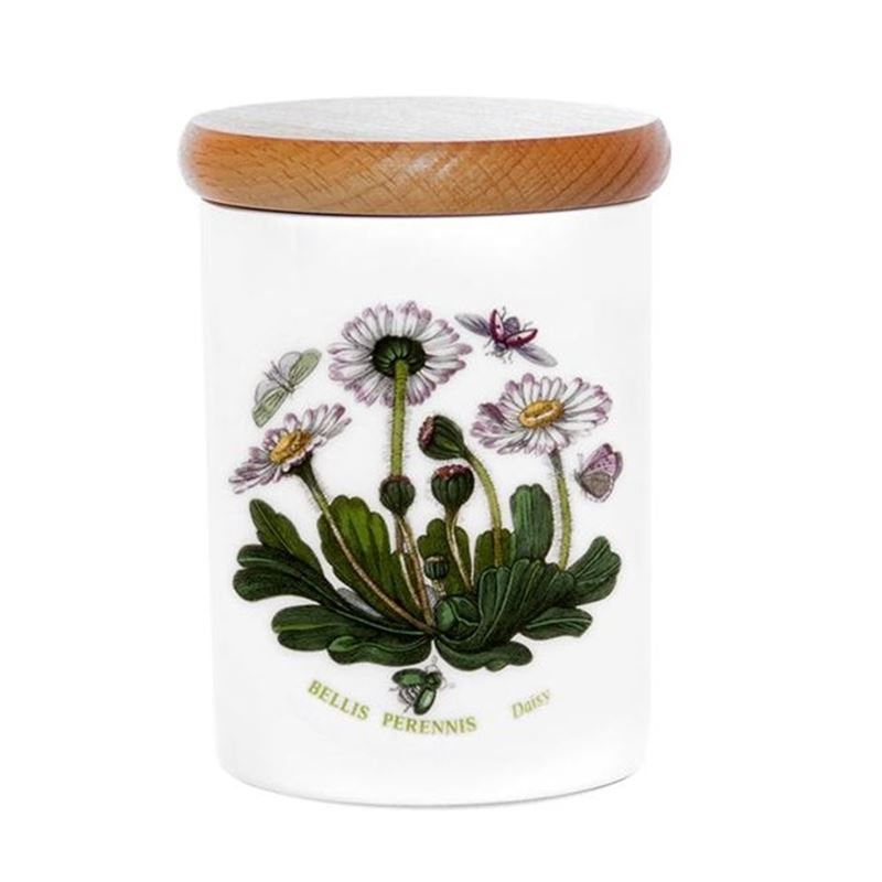 Portmeirion Botanic Garden – Airtight Storage Jar 10cm (Made in England)