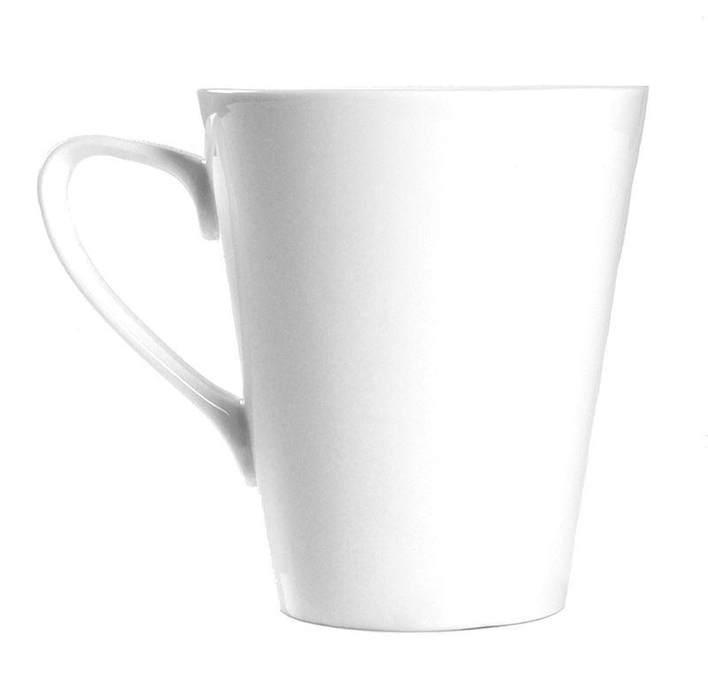 Benzer – City Life'V' Shape Mug 400ml
