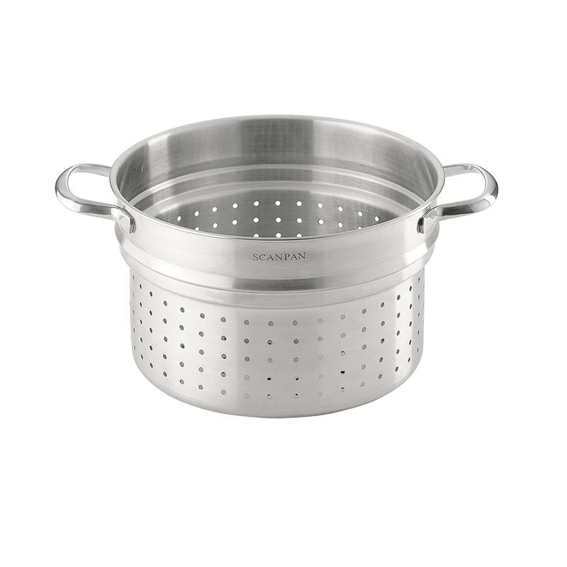 Scanpan Accessories – Pasta Insert Fits 26cm Pots 18/10 Stainless Steel