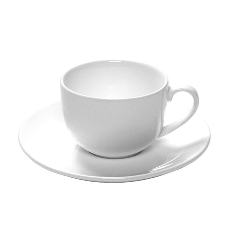 Benzer – City LifeEspresso Cup & Saucer