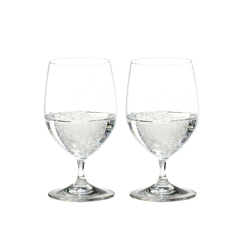 Riedel Vinum – Lead Free Water 350ml Set of 2 (Made in Germany)