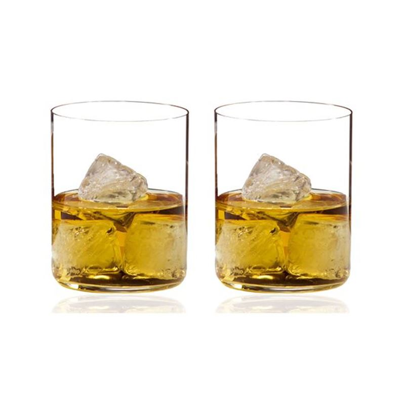 Riedel – 'O Series' H2OClassic Bar Whiskey430ml Set of 2 (Made in Germany)