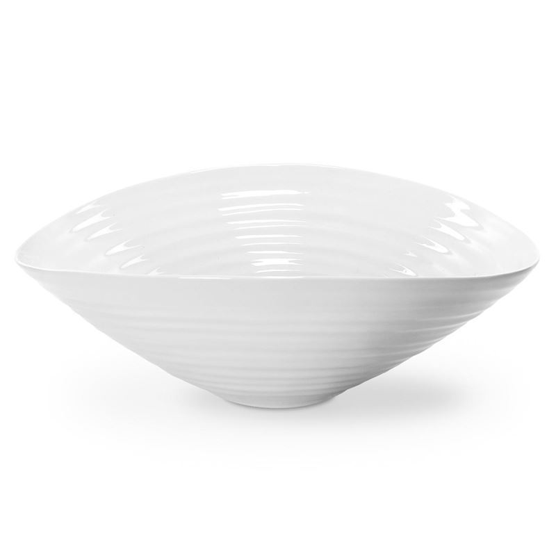 Sophie Conran for Portmeirion – Ice White Salad Bowl 28cm