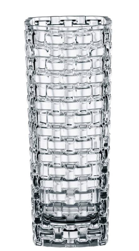 Nachtmann Crystal – Bossa Nova Slimline Vase 28cm (made in Germany)