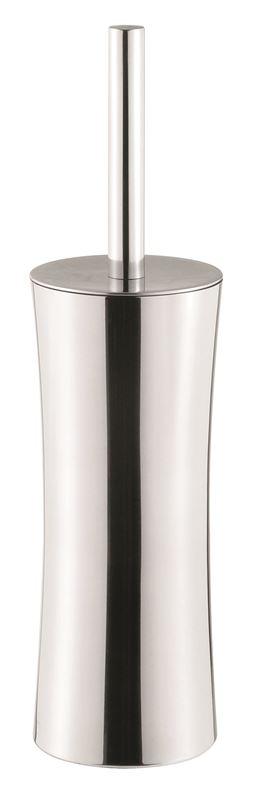 Benzer – Konica Steel Toilet Brush Holder