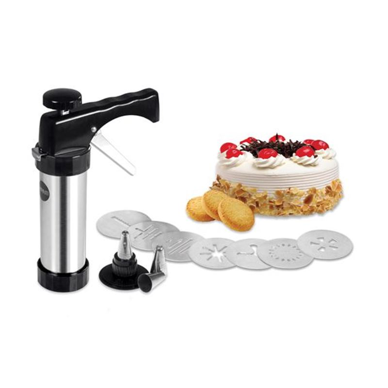 Avanti – 17pc Cookie Press and Icing Set