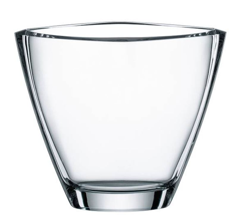 Nachtmann Crystal – Carre Vase 19cm (Made in Germany)