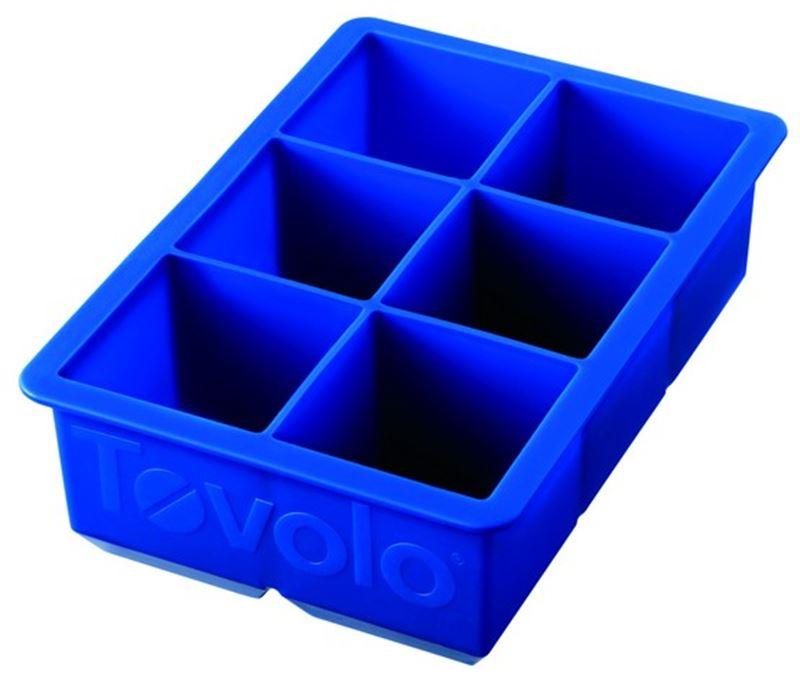Tovolo – King Cube Ice Tray Blue